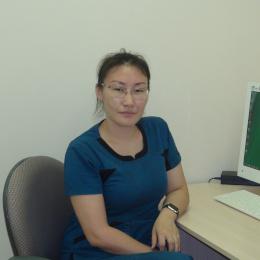 Данилина Мария Альбертовна